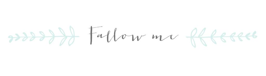 fallow me
